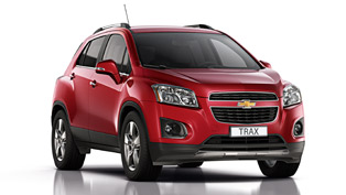chevrolet trax debut at paris