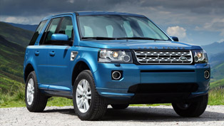2013 Land Rover Freelander 2 Officially Unveiled