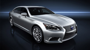 2013 Lexus LS Range Launch Event [VIDEO]