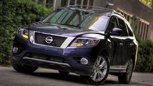 2013 Nissan Pathfinder revealed [HD video]