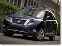 2013 Nissan Pathfinder revealed [HD video]