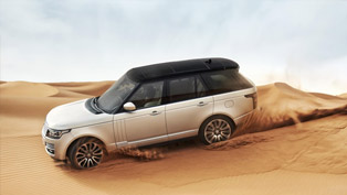 2013 Range Rover Brings New Levels of Luxury and Refinement