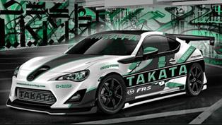 2013 scion fr-s for takata racing