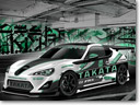 2013 Scion FR-S for Takata Racing
