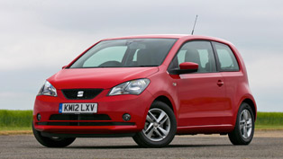 2013 Seat Mii Auto with Automated Manual Gearbox