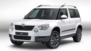 2013 Skoda Yeti Sochi Special Edition for Russia
