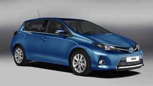 2013 Toyota Auris Hybrid to debut in Paris