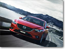 2014 Mazda6 Saloon and the Celebration of Driving