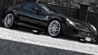 Ferrari 599 GTB Fiorano F1 by Kahn Design