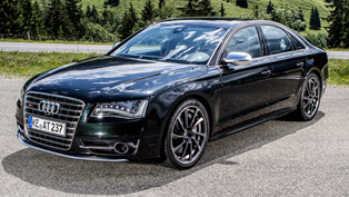 ABT 2012 Audi AS8 - 620HP and 780Nm