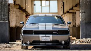 ADV.1 Dodge Challenger SRT8 -