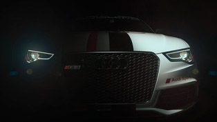 A Special Audi RS5 For the Pikes Peak Climb