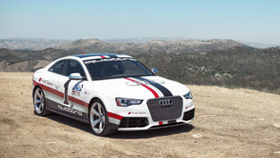 Audi featuring Ducati at Pikes Peak