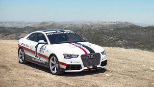 Audi featuring Ducati at Pikes Peak