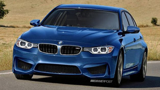 2014 BMW M3 F80 [Render pictures]