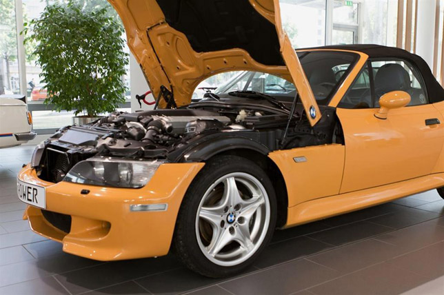 BMW Z3 V12 Prototype