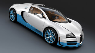 bugatti veyron 16.4 grand sport vitesse special edition debuts at the quail