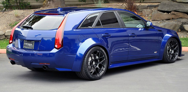 Canepa Cadillac Cts V Wagon Body Kit