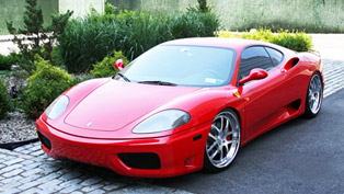 d2forged ferrari 360 fms-08 stands out more than ever