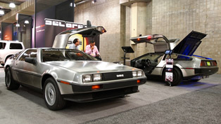 An Electric DeLorean DMC-12?