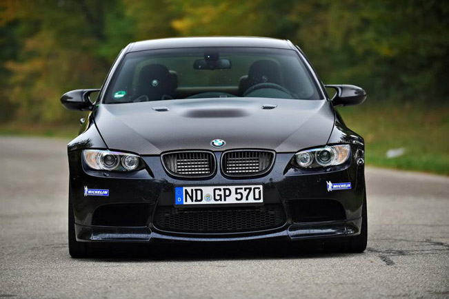G Power Bmw M3 E92 With 720hp