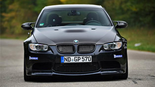 G-POWER BMW M3 E92 with 720HP