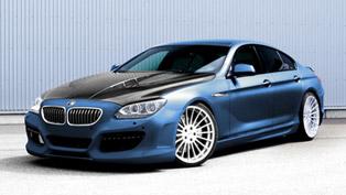Hamann BMW F06 Gran Coupe [Teaser]