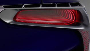 Lexus Teasing Hybrid Concept