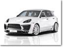 Lumma Design Porsche Cayenne S CLR 558 GT – Contrast Program
