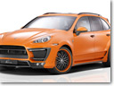 Lumma Go Through The Porsche Cayenne Range