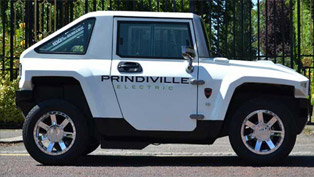 prindiville electric hummer limited edition