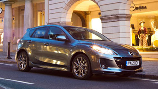 Mazda3 and Mazda5 Venture Edition - Pricing and Specifications Announced