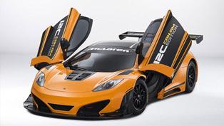 mclaren 12c can-am edition racing concept debuts at pebble beach