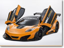 McLaren 12C Can-Am Edition Racing Concept debuts at Pebble Beach