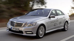 Mercedes-Benz E 300 BlueTEC Hybrid - Pricing Announced