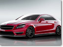 Vorsteiner Adds to the Mercedes-Benz CLS 63 AMG