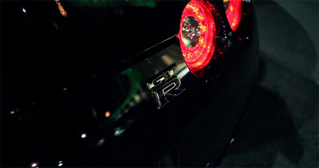 Nissan GT-R Boostlogic Godzilla
