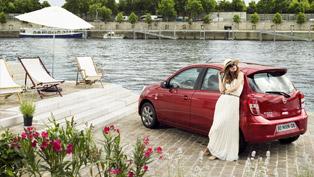 Nissan Micra ELLE Offers Stylish Looks