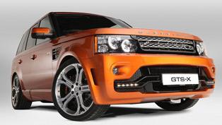 Overfinch Range Rover GTS-X