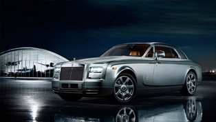 Rolls-Royce Phantom Coupe Aviator Collection Makes World Debut