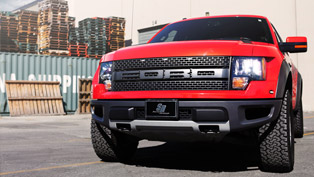 sr auto ford raptor - unstoppable!