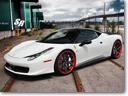 SR Auto Ferrari 458 Italia - Project Ice Blade