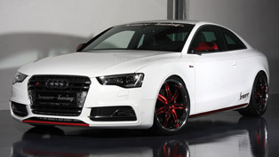 senner rise the stakes with an audi s5 coupe