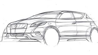 Suzuki S-Cross: C-segment Crossover Concept