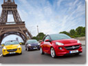 2013 Vauxhall ADAM debuts at Paris Motor Show