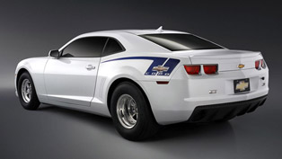 Charity Chevrolet Auctions Rights To First 2014 Camaro Copo And Z 28