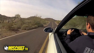 How to crash BMW E46 M3 in few seconds? [HD video]