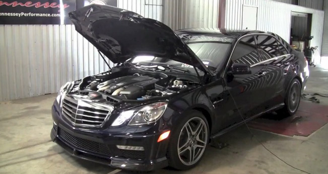 2013 Mercedes E63 Amg Powered By Hennessey Dyno Testing