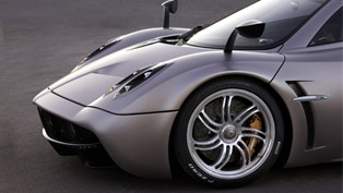 Pagani Huayra will hit the US market in 2013