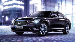 2012 Infiniti M35h Hybrid Business Edition – Pricing Announced